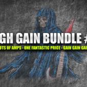 (BUNDLE) High Gain Kemper Profile Pack (#2)