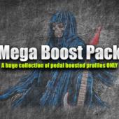 Mega Boost Kemper Profiles